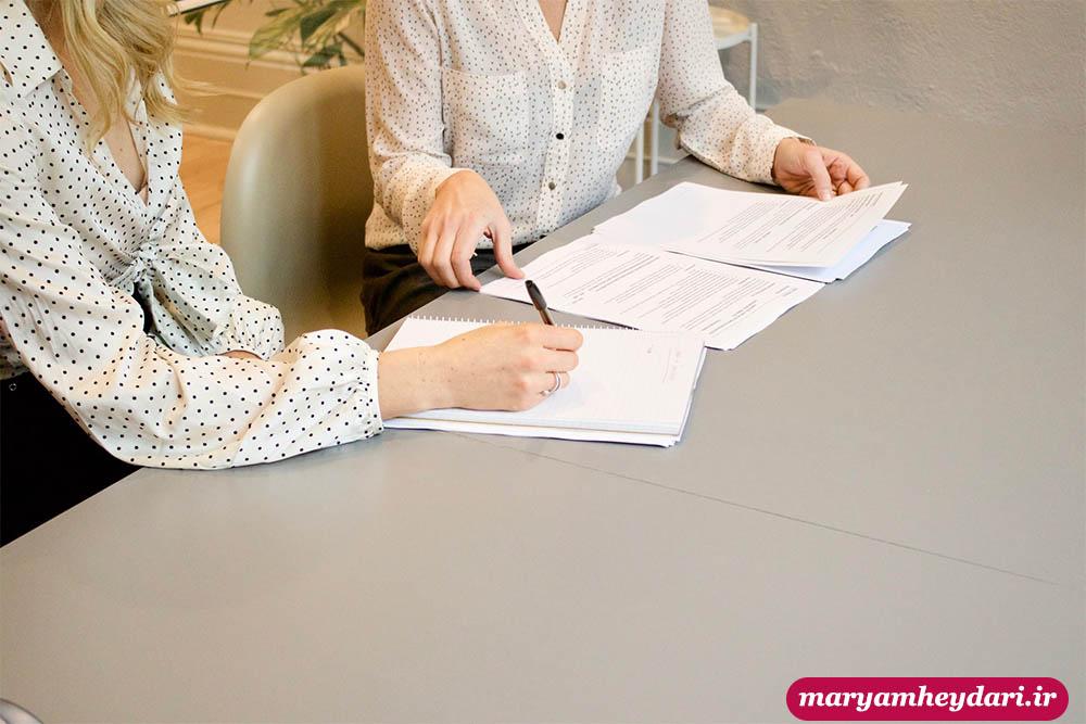 ترجمه تخصصی رزومه، انگیزه نامه و توصیه نامه شغلی و تحصیلی